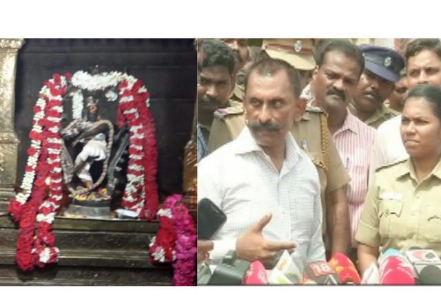 37 ஆண்டுகளுக்கு பின்னர் கோவிலில் ஒப்படைக்கப்பட்டது நடராஜர் சிலை…!