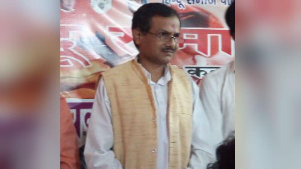 உபியில் இந்து மகா சபா  தலைவர் கமலேஷ் திவாரி படுகொலை..!