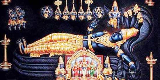 கொடியேற்றத்துடன் தொடங்கியது திருவட்டார் ஆதிகேசவ பெருமாள் கோவிலில் ஐப்பசி மாத திருவிழா