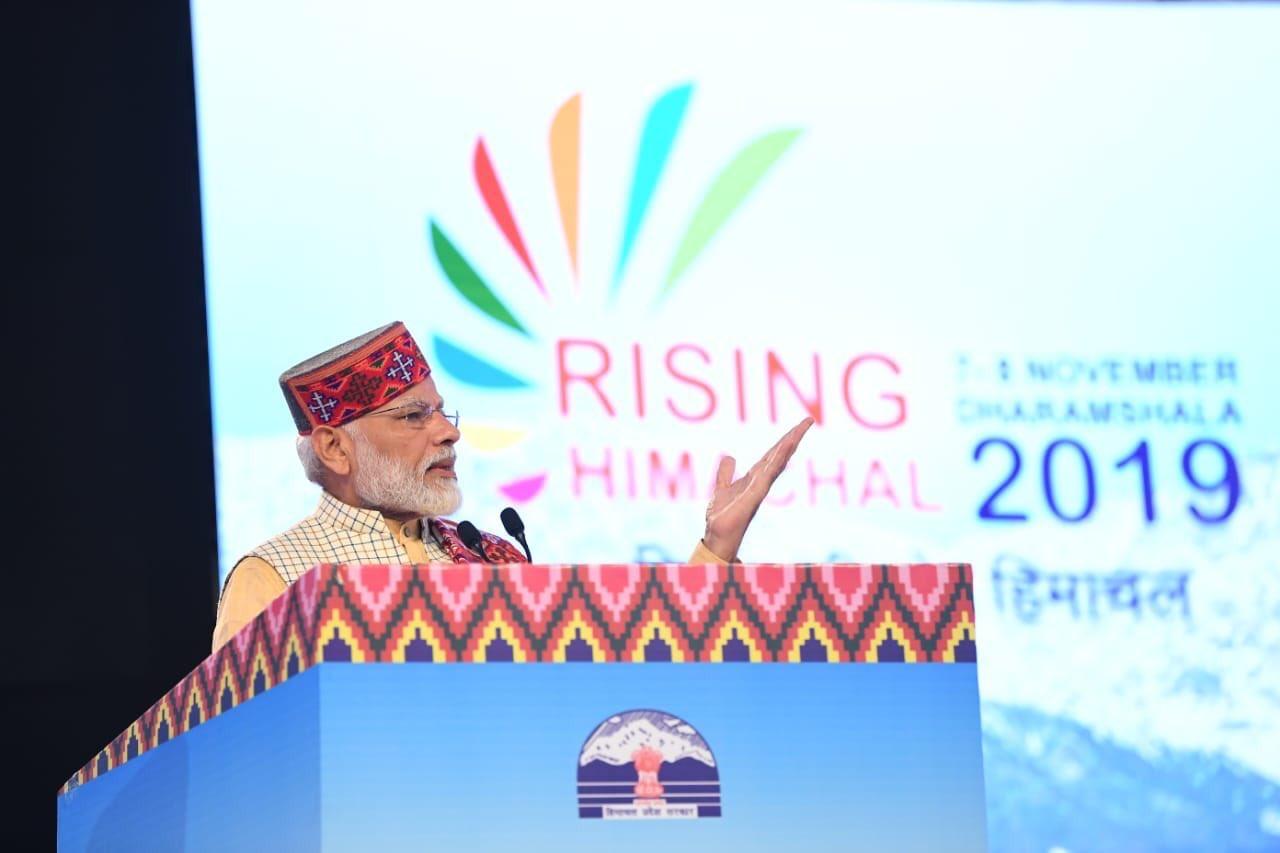 2025-ஆம் ஆண்டுக்குள் 350 லட்சம் கோடி ரூபாய் மதிப்பிலான பொருளாதாரமாக இந்தியா உருவெடுப்பதற்கு அனைத்து மாநிலத்தின் பங்களிப்பும் முக்கியமானது – பிரதமர் மோடி