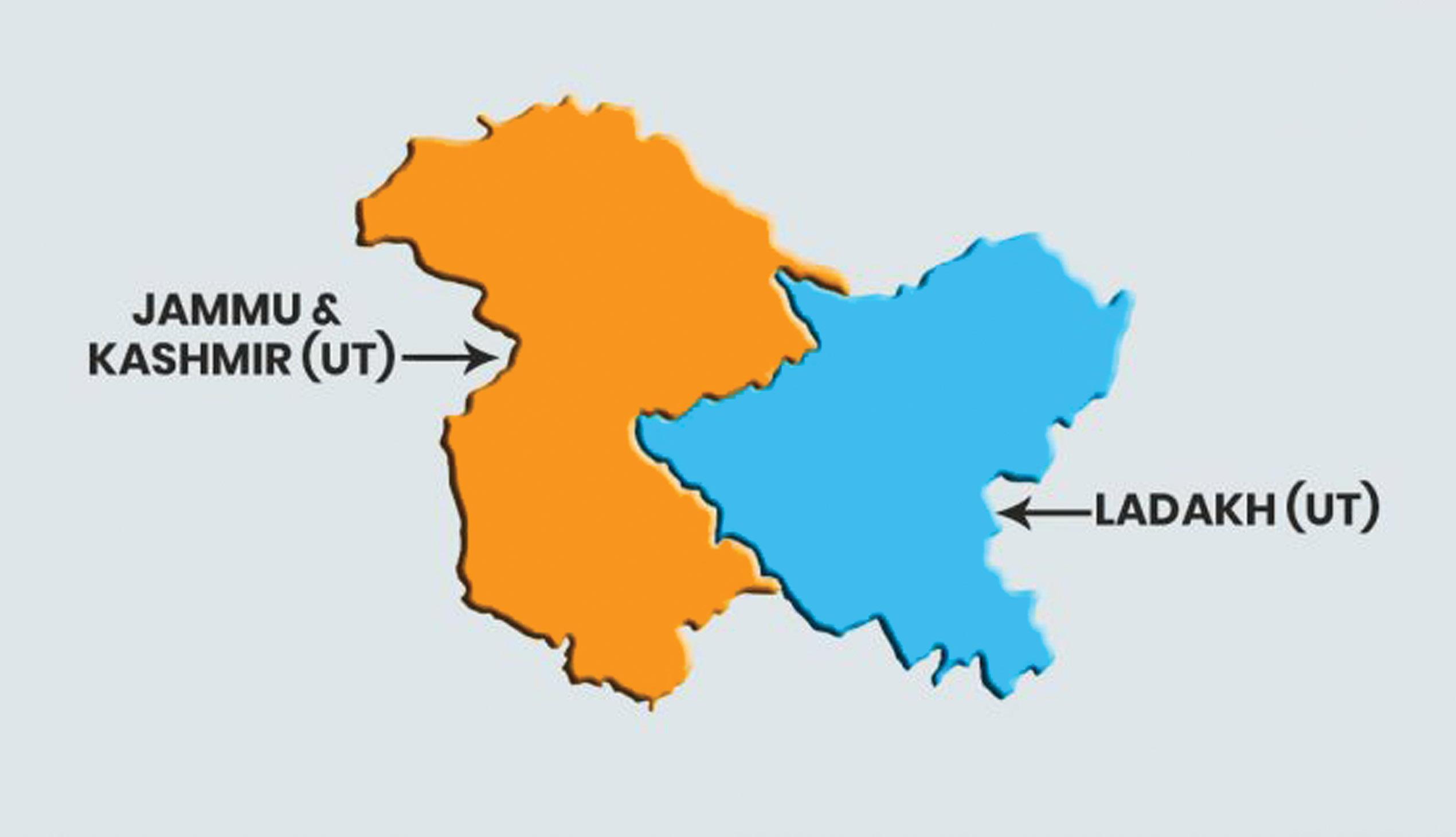 28 மாநிலங்கள், 9 யூனியன் பிரதேசங்கள் கொண்ட நாடாக இந்தியா உருவானது.!