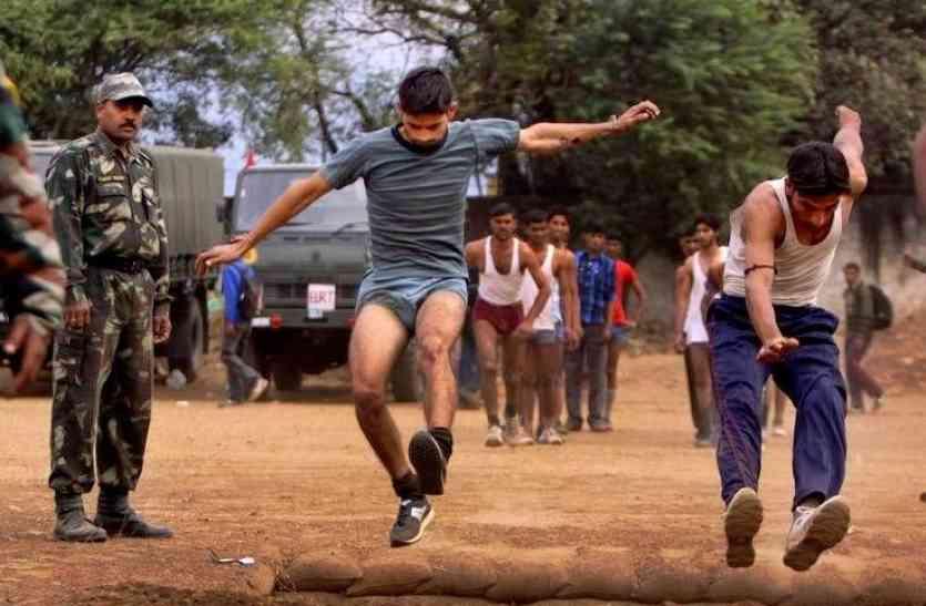 ஜம்மு காஷ்மீரில் நடைபெற்ற ராணுவ ஆள்சேர்ப்பு முகாமில் 44 ஆயிரத்திற்கும் அதிகமான இளைஞர்கள் பங்கேற்பு.!