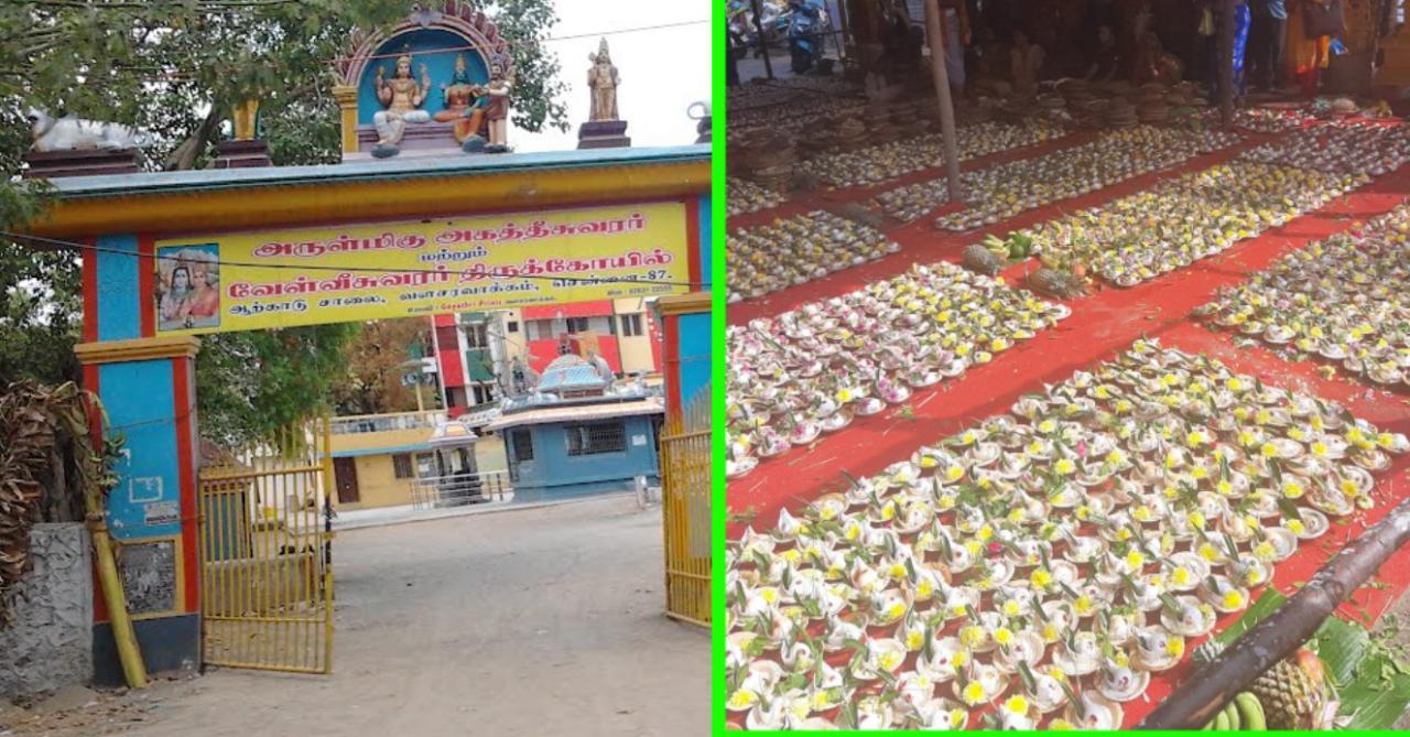 வளசரவாக்கத்தில் 10,008 சங்குகளில் சிவபெருமானுக்கு அபிஷேகம்..!