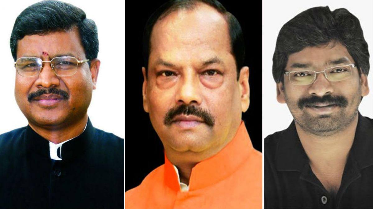 ஜார்கண்ட் தேர்தல்: பாஜக தோல்விக்கு முதல்வர் ரகுபர் தாஸ் காரணம்:  ஆட்சியை அமைக்கிறது காங்கிரஸ்…?