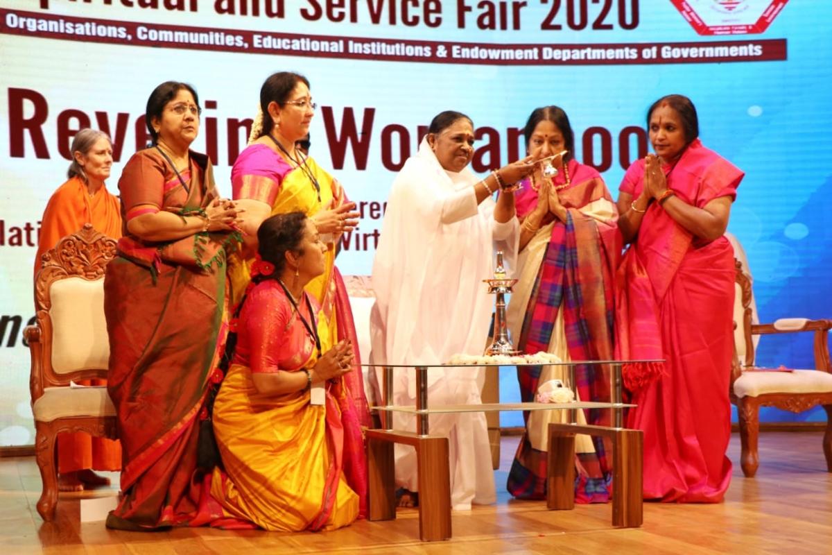 11-வது இந்து ஆன்மீக மற்றும் சேவை கண்காட்சி