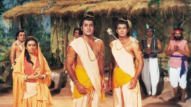 ராமாயணம் தொடரை 7.7 கோடி பேர் பார்த்து உலக சாதனை..!!
