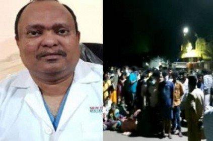 'மருத்துவர்' சைமனின் 'உடல் அடக்கத்தை' தடுத்த 'பெண் உட்பட' 14 பேர் மீது பாய்ந்தது 'குண்டாஸ்