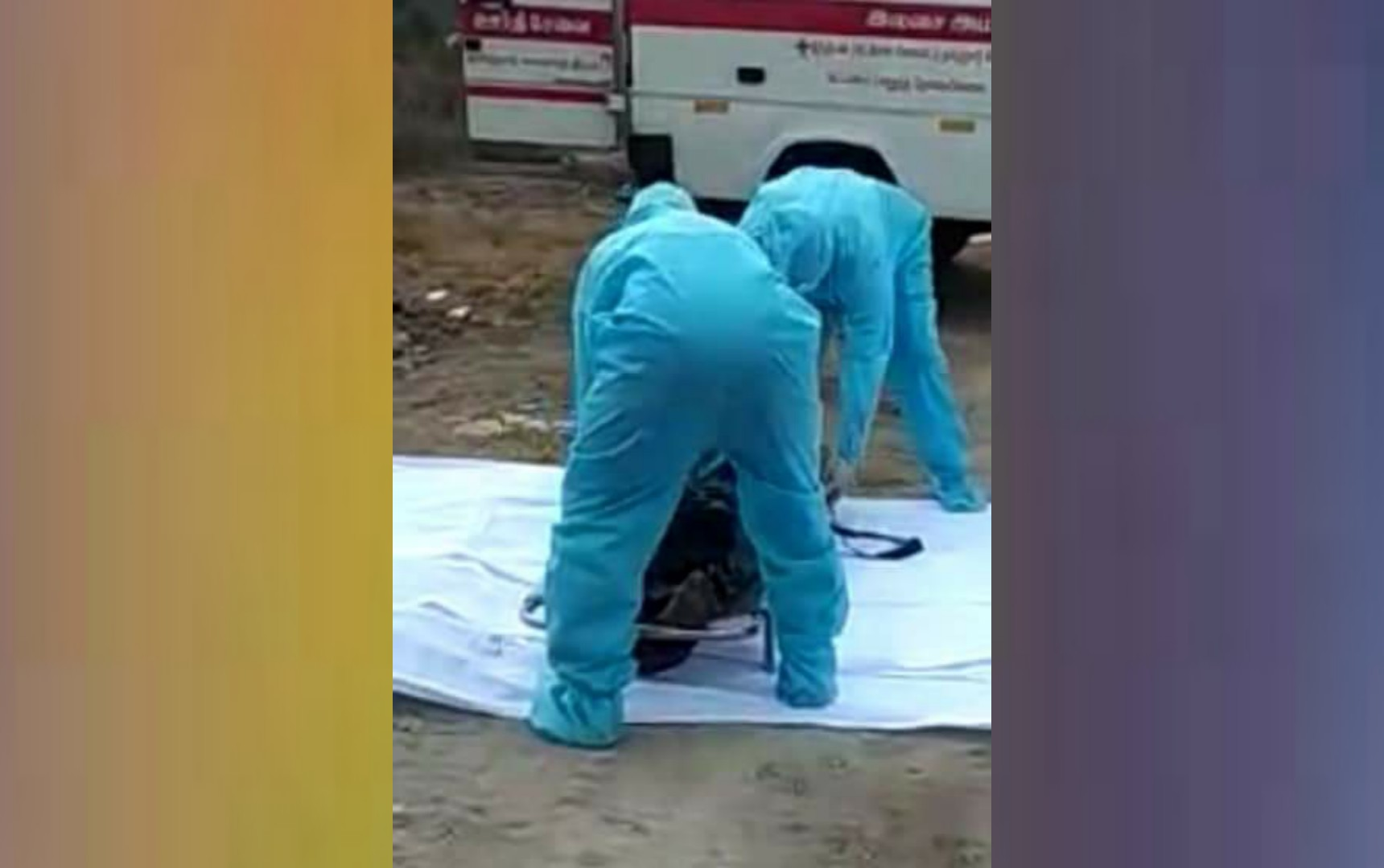 கொரோனாவால் உயிரிழந்தோரை நல்லடக்கம் செய்த  பாப்புலர் ஃப்ரண்ட் ஆஃப் இந்தியா..!