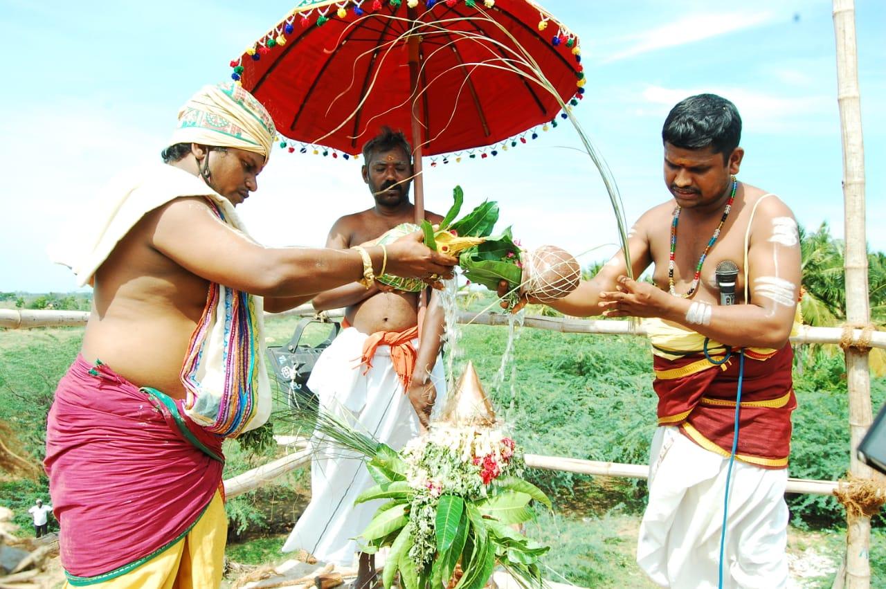 திருவெற்றி  அய்யனார், நொண்டிச்சாமி ஆலய மகாகும்பாபிஷேகம்.!