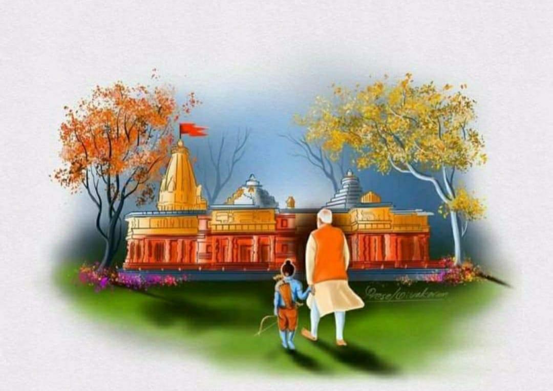 அயோத்தியில் கட்டப்படும் ஸ்ரீராமர் கோவிலின் சிறப்புகள்..!