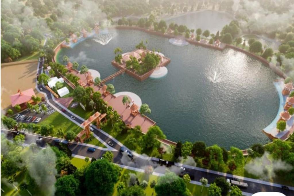 ராமரின் தாய்க்கு மிகப் பெரிய கோவில் கட்ட  சத்தீஸ்கர் காங்கிரஸ் அரசு திட்டம்..!
