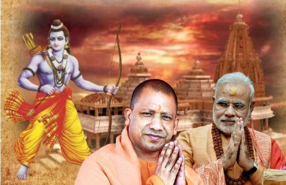 அயோத்தியில் ராமர் கோவில் : தேசிய அளவில் ட்ரெண்டிங் ஆகும் #JaiShriram ஹாஸ்டக்..!