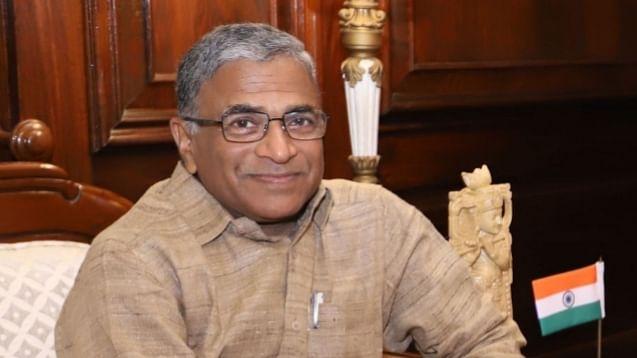 ராஜ்யசபா துணைதலைவராக 2-வது முறை ஹரிவன்ஷ் நாராயண் சிங் தேர்வு