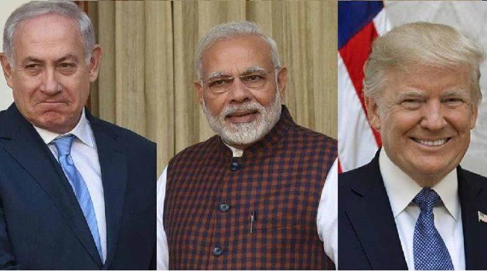 '5ஜி' தொழில்நுட்பத்தில், இந்தியா, இஸ்ரேல், அமெரிக்கா இணைந்து செயலாற்ற ஒப்பந்தம்