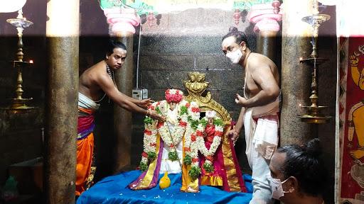 பழமுதிர் சோலை முருகன் கோயிலில் கந்த சஷ்டி விழா தொடக்கம்.!