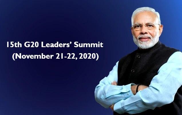 2 நாட்கள் நடைபெறும் ஜி-20 தலைவர்களின் 15-வது உச்சி மாநாடு – பிரதமர் மோடி பங்கேற்கிறார்