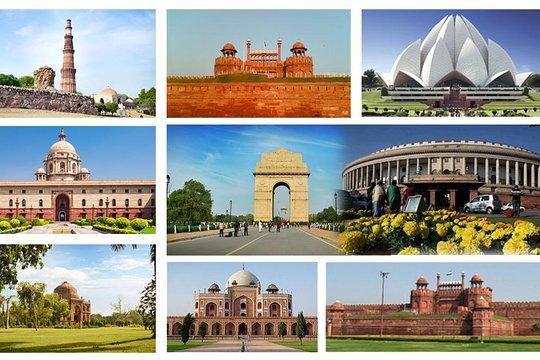 2021ம் ஆண்டிற்கான உலகின் சிறந்த நகரங்கள் பட்டியலில் இந்தியாவின் டில்லி 62வது இடம்