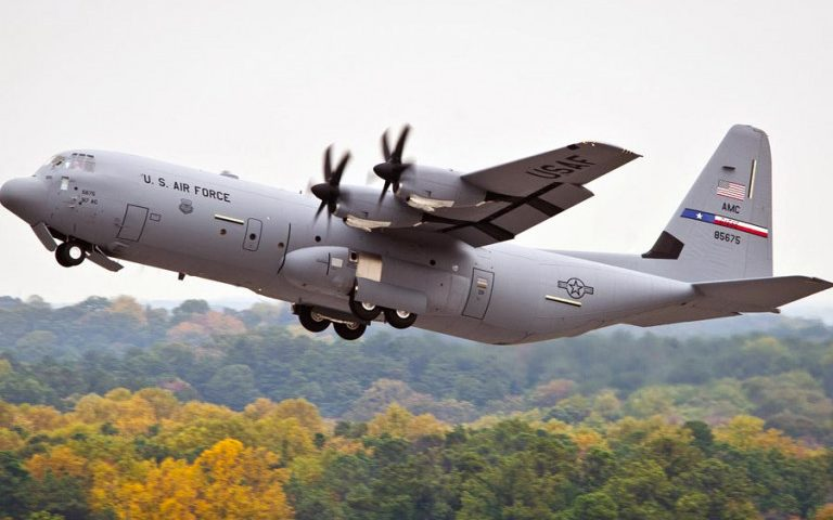 இந்தியாவுக்கு சி-130ஜெ சூப்பர் ஹெர்குலஸ் விமானத்திற்கு தேவையான தளவாடங்களை ரூ.660 கோடிக்கு விற்கிறது அமெரிக்கா!
