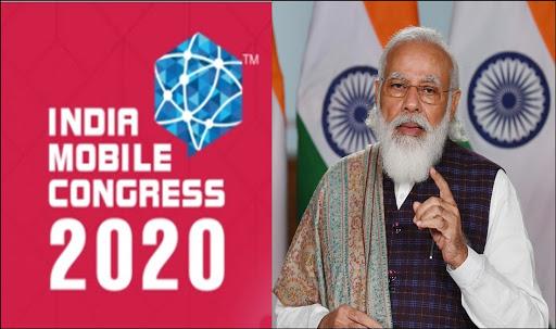 இந்தியா மொபைல் மாநாடு 2020 : நாளை உரையாற்றுகிறார்  பிரதமர் மோடி.!