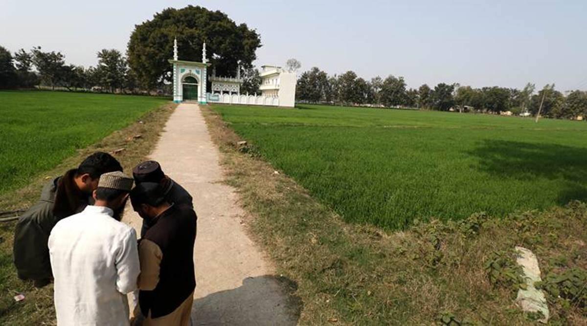 அயோத்தியில் கட்டப்பட உள்ள மசூதி  : ஜனவரி 26ல் அடிக்கல் நாட்டு விழா