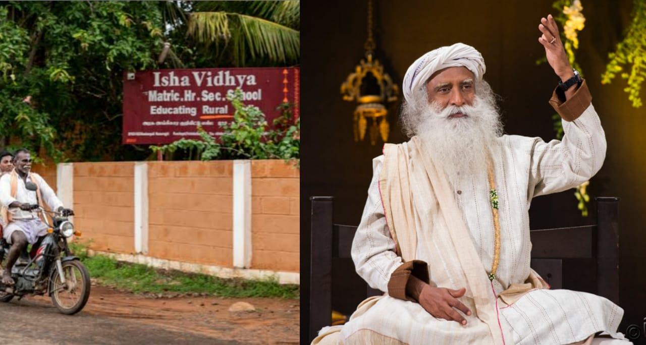 8 ஈஷா வித்யா பள்ளிகளை கரோனா சிகிச்சைக்காக அரசுக்கு அளிக்கிறோம் – சத்குரு