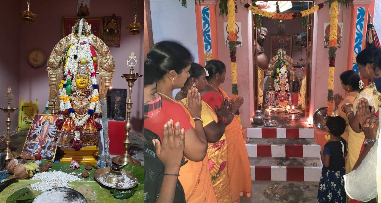 கூடலூர் ஸ்ரீ காளியம்மன் கோயிலில் பங்குனி பொங்கல் திருவிழா.!