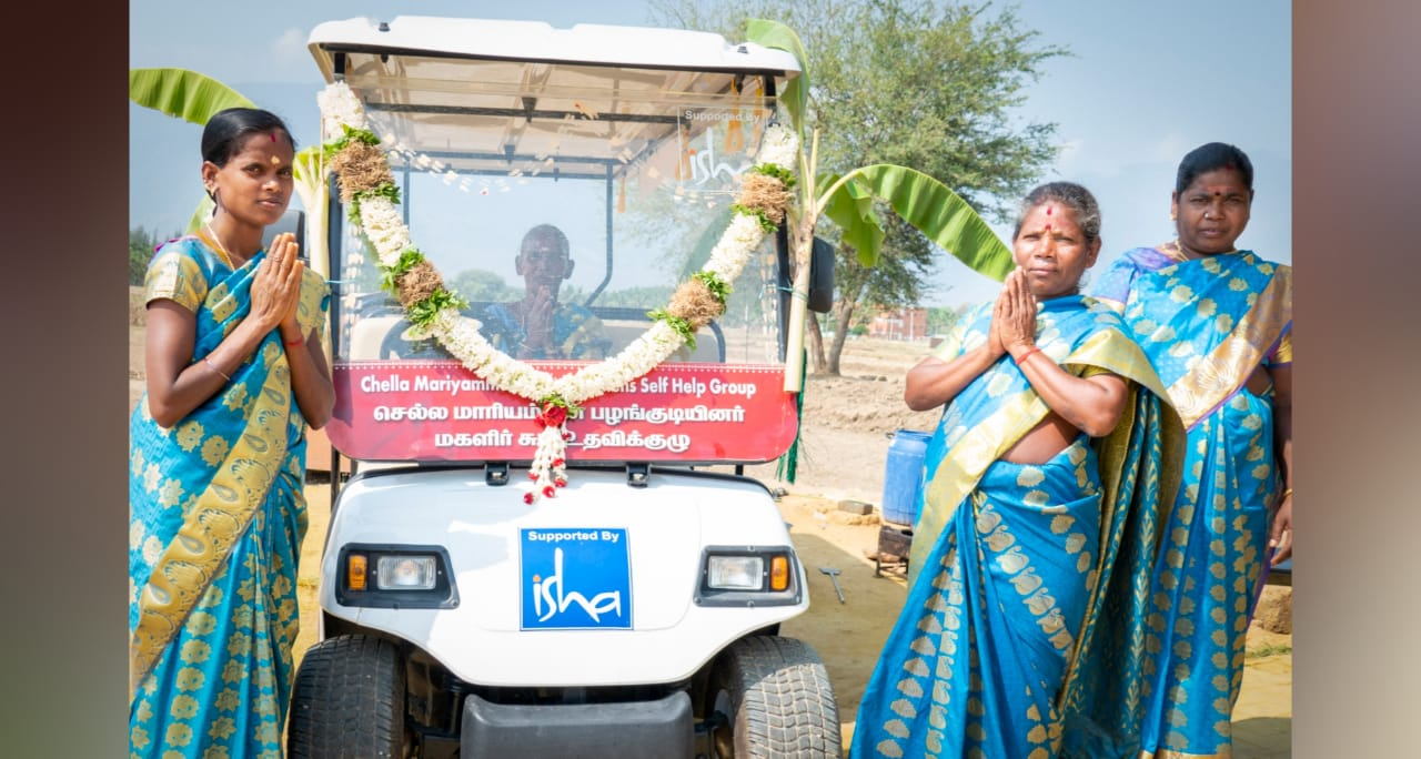 ஈஷாவின் உதவியால் ரூ.64 லட்சம் Turn over செய்த பழங்குடி பெண்கள்..!