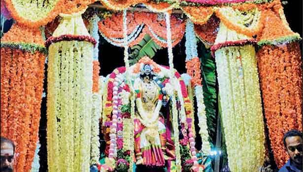 ஜெனகை மாரியம்மன் கோவிலில் இன்று கொடியேற்றத்துடன் திருவிழா தொடங்குகிறது.!