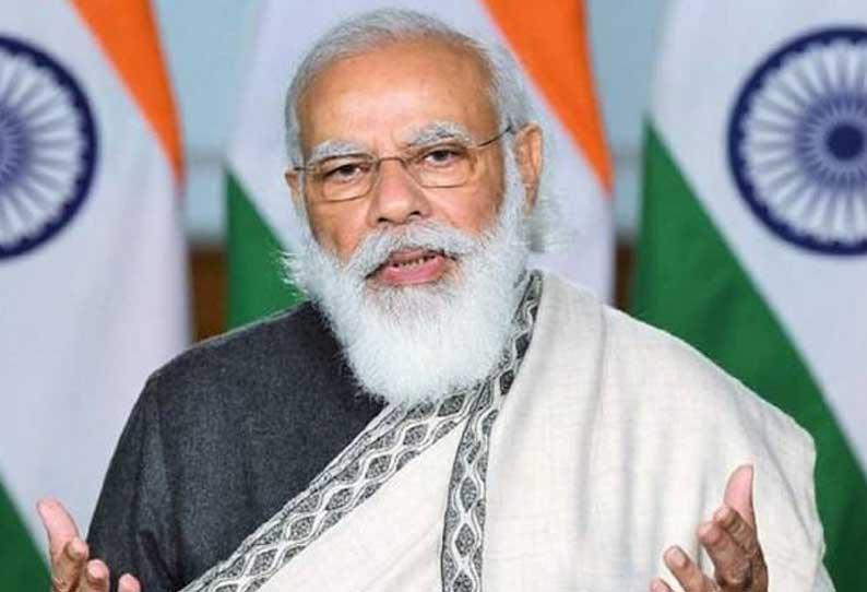 காஷ்மீர் அனைத்து கட்சி தலைவர்களுடன், பிரதமர் மோடி 24-ந் தேதி ஆலோசனை.!