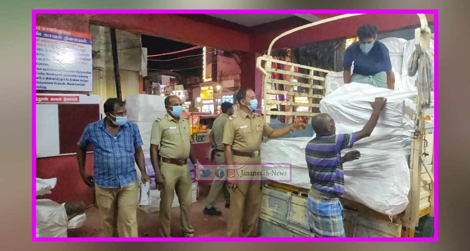 3 டன் அளவிலான போலி சிகரெட் பறிமுதல் : போலிஸ் விசாரணை.!!