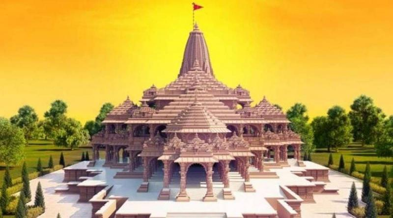 அயோத்தியில்  கட்டப்படும் ராமர் கோவில் 2023-ம் ஆண்டு பக்தர்களுக்காக திறப்பு…?