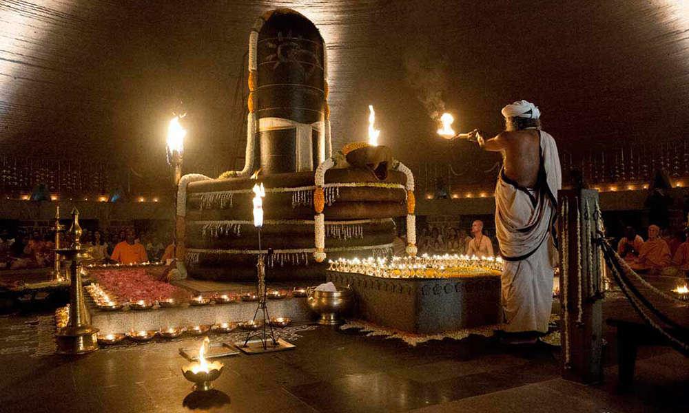 தியானலிங்க வளாகம் தற்காலிகமாக மூடல்..?