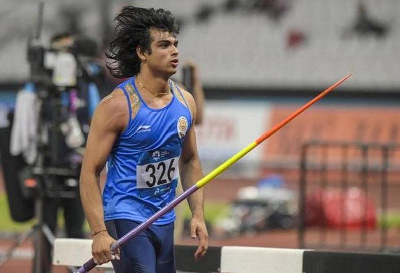டோக்கியோ ஒலிம்பிக்: ஈட்டி எறிதல் போட்டியில் இந்திய வீரர் நீரஜ் சோப்ரா இறுதிச்சுற்றுக்கு முன்னேற்றம்