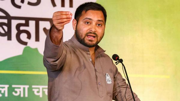 சாதிவாரி மக்கள் தொகை கணக்கெடுப்பு – ஆதரவளிக்கக்கோரி 33 தலைவர்களுக்கு தேஜஸ்வி யாதவ் கடிதம்