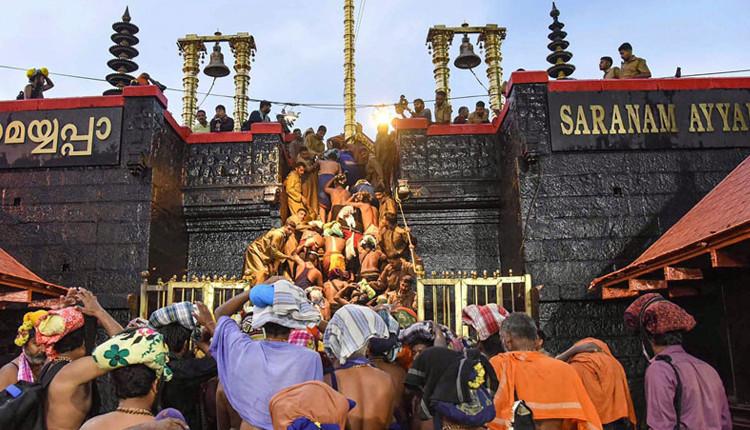 மண்டல கால பூஜை :  சபரிமலையில் தினசரி 25,000 பக்தர்களுக்கு அனுமதி..!